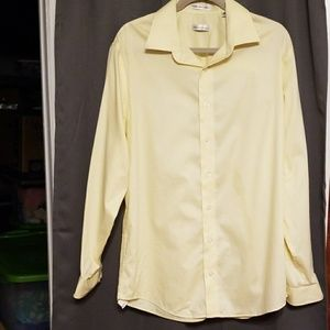 Kenneth Cole New York mens shirt size 16 1/2